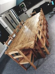 hand made farmhouse furniture