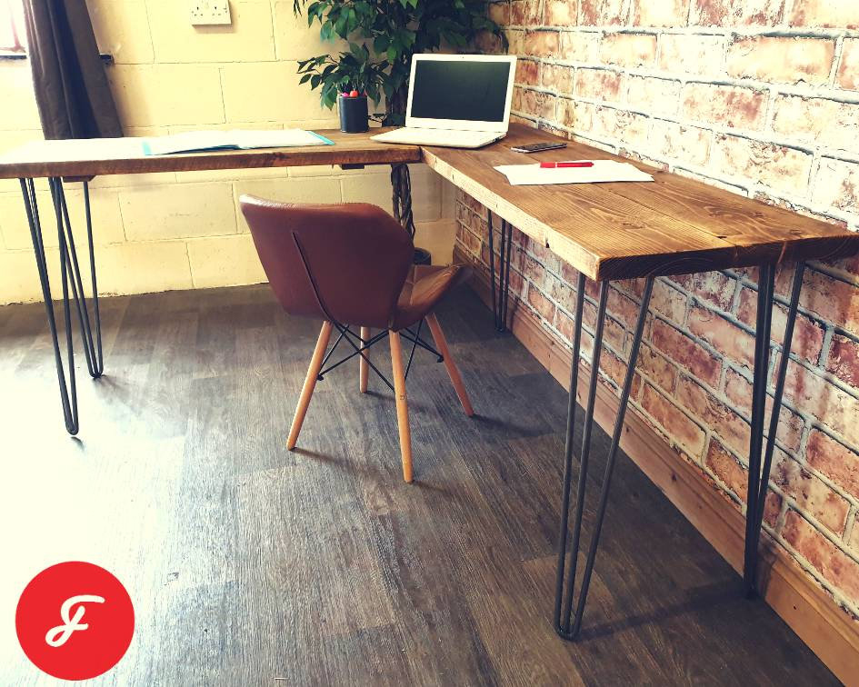 Handcrafted Office Table