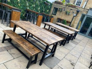 handcrafted furniture for bars